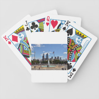 Philadephia Bicycle Playing Cards