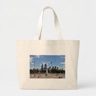 Philadephia Large Tote Bag