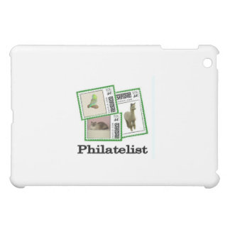 Philatelist 3 iPad mini cover