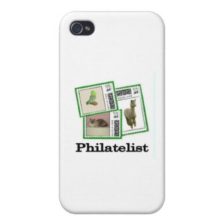Philatelist 3 iPhone 4/4S cases
