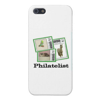 Philatelist 3 iPhone 5 cover
