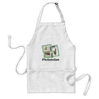 Philatelist 3 standard apron