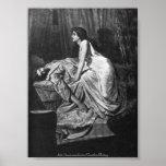 Philip Burne-Jones - The Vampire, 1897 Posters