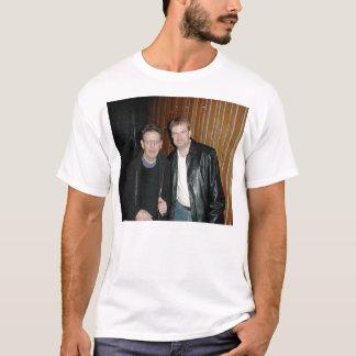 Philip Glass and Hugh Hancock T-Shirt