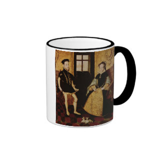 Philip II and Mary I, 1558 Mugs