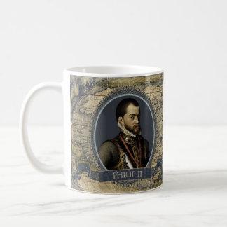 Philip II Historical Mug