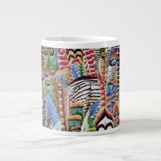 Philip Jacobs Fabric Feather Mug