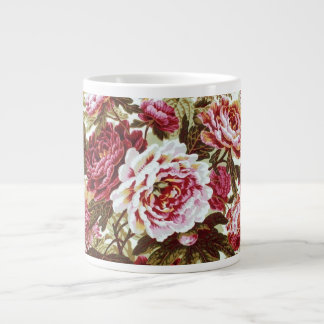"Philip Jacobs Fabric Large ""Floral Burst"" Mug"