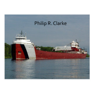Philip R. Clarke Post Card