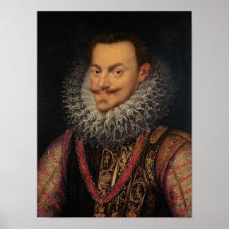 Philip William  Prince of Orange Print