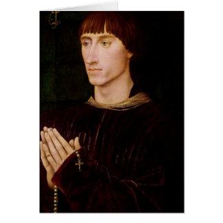 Philippe de Croy  Seigneur of Sempy Card