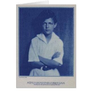 Philippe de Lacy 1931 child actor portrait Card