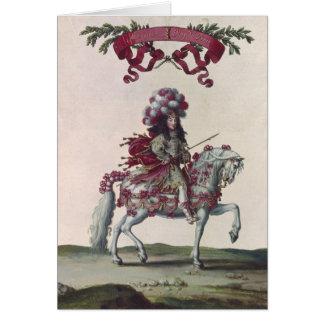 Philippe I  Duke of Orleans Card
