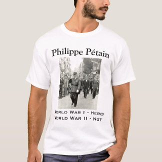 Philippe Pétain T-Shirt