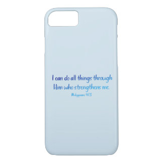 Philippians 4:13 – I Can Do All Things - Case
