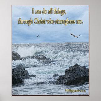 Philippians 4:13 posters