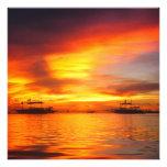 Philippians Sunset Photograph