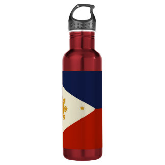 PHILIPPINE FLAG 710 ML WATER BOTTLE