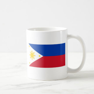Philippine Flag Coffee Mug