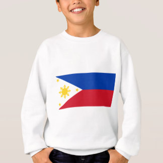 Philippine Flag Sweatshirt