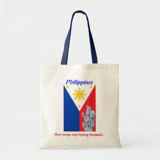 Philippine Patriotic Tote Bag