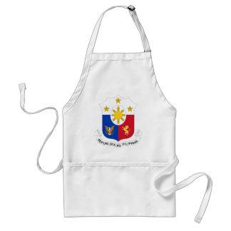 Philippine Seal Standard Apron