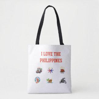 PHILIPPINE TOTE BAG