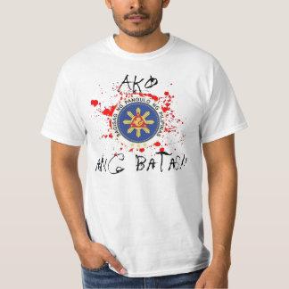 "Philippines  ""Ako ang Batas""  the President T-Shirt"