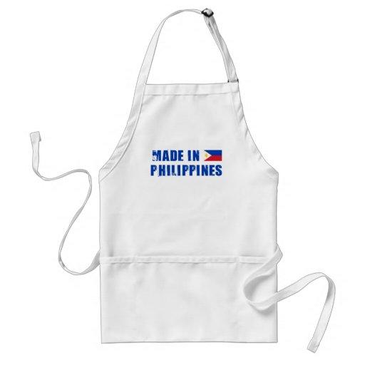 PHILIPPINES APRON