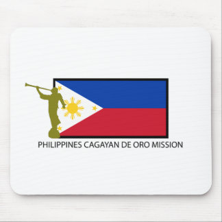 PHILIPPINES CAGAYAN DE ORO MISSION LDS CTR MOUSE PAD