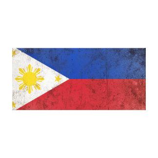 Philippines Canvas Print