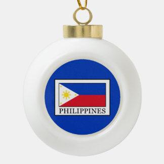 Philippines Ceramic Ball Decoration