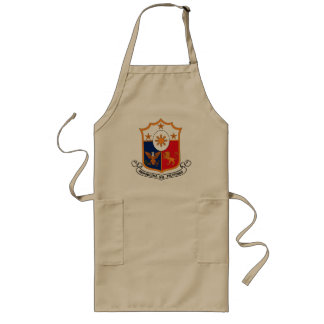 Philippines Coat of Arms Apron