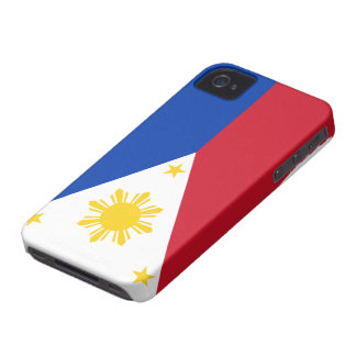Philippines Flag iphone 4 case