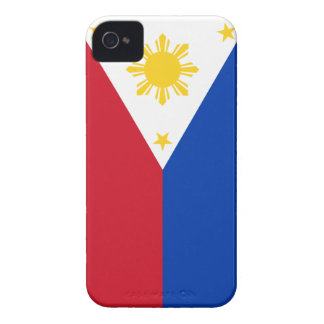 Philippines Flag iPhone 4 Case-Mate Cases