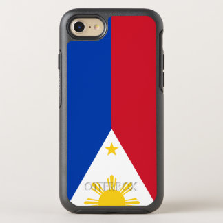 Philippines Flag OtterBox Symmetry iPhone 8/7 Case