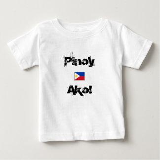 Philippines_flag, PinoyAko! Baby T-Shirt