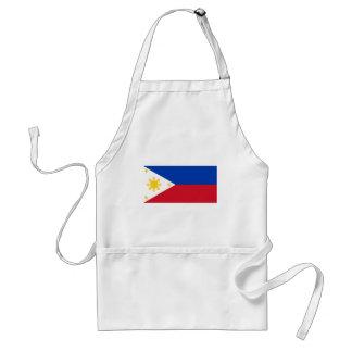 Philippines Flag Standard Apron
