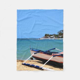 Philippines Fleece Blanket
