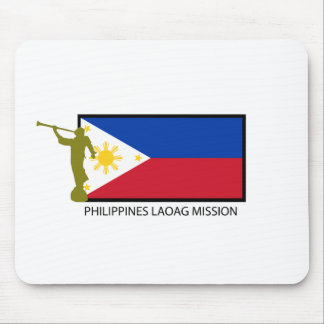 PHILIPPINES LAOAG MISSION LDS CTR MOUSE PAD