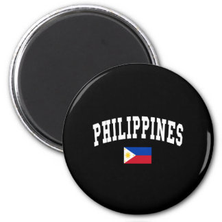 PHILIPPINES 6 CM ROUND MAGNET