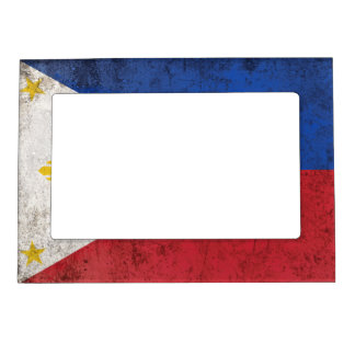 Philippines Magnetic Picture Frame