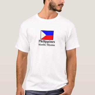 Philippines Manila Mission T-Shirt