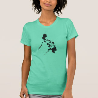 Philippines map T-Shirt