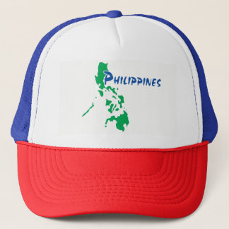 Philippines Map Trucker-Hat Trucker Hat