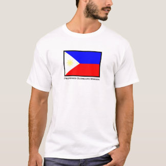Philippines Olongapo LDS Mission T-Shirt