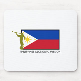 PHILIPPINES OLONGAPO MISSION LDS CTR MOUSE PAD