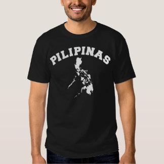 Philippines Pilipinas Land Tshirts
