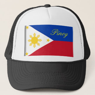 Philippines Pinoy Trucker Hat