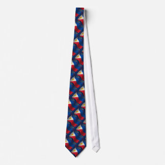 Philippines Waving Flag Tie